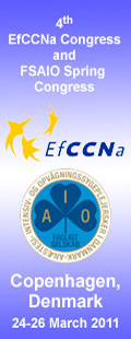 4. EfCCNa Congress/FSAIO Spring Congress