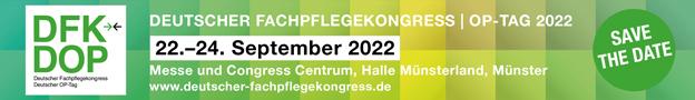 DFK DOP am 22. bis 24.09.2022 in Münster