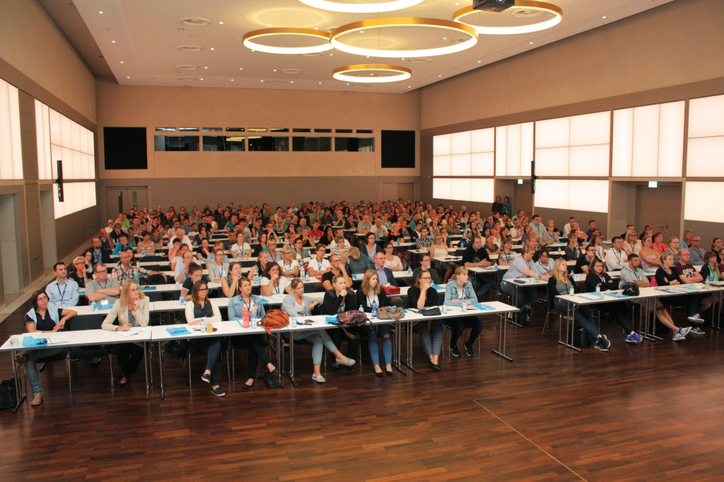 Deutscher Fachpflegekongress 2016 - Foto: Nina Dietrich/Bibliomed