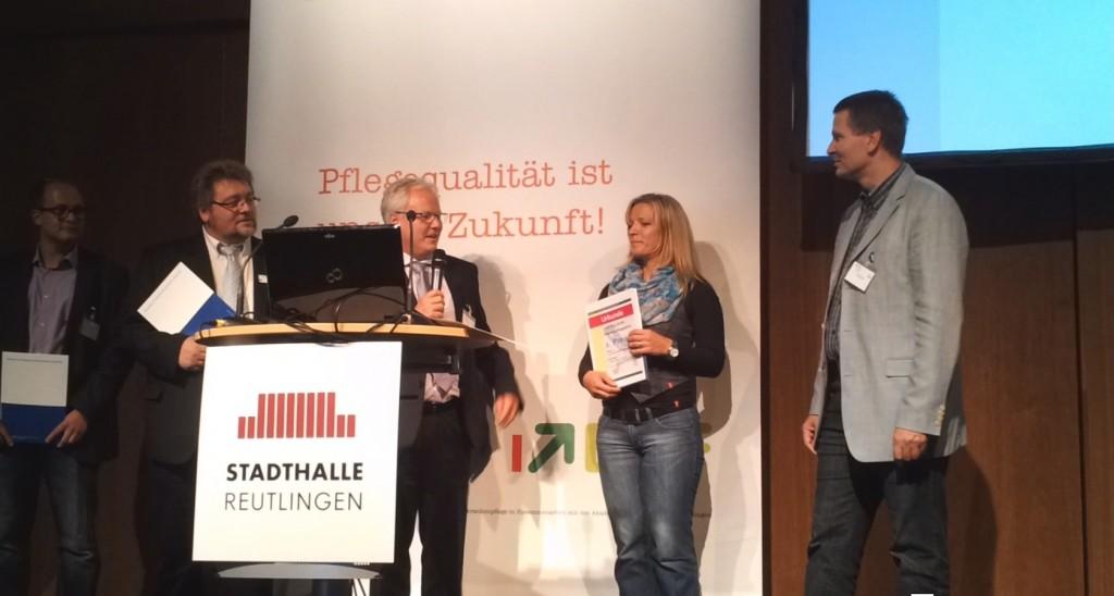DGF-Pulsion Preisverleihung 2013