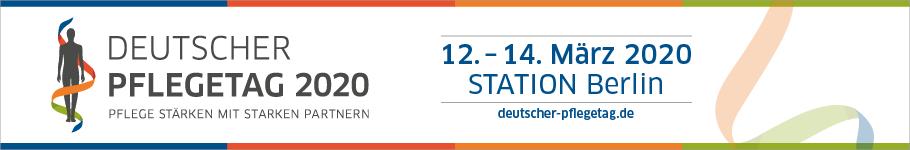 Deutscher Pflegetag – Deutschlands führender Pflegekongress