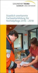 Fachweiterbildung Notfallpflege Bremen.