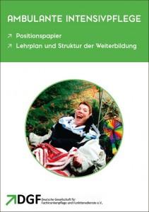 Flyer Front Ambulante Intensivpflege